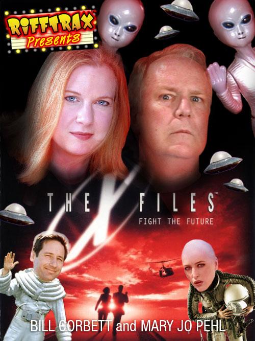 Rifftrax does X-Files!